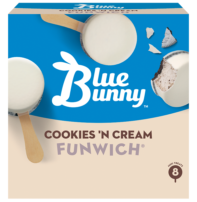 Cookies 'n Cream Funwich®