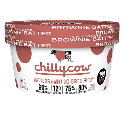 Chilly Cow™ Chocolate Brownie Batter