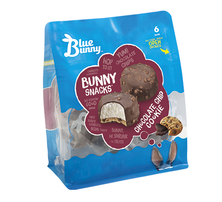 Chocolate Chip Cookie  Bunny Snacks™
